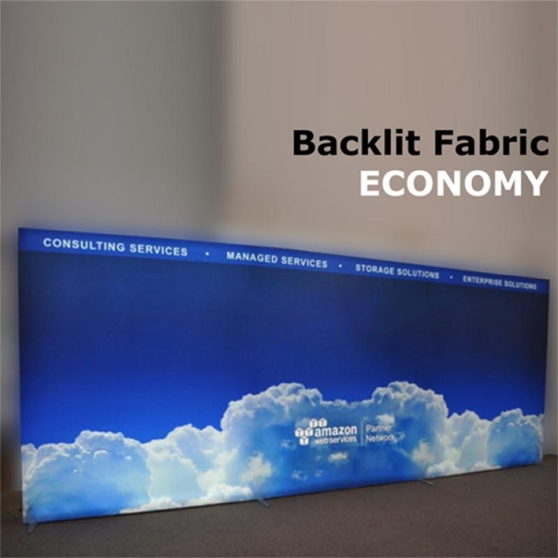 Backlit Fabric - ECONOMY (180g)
