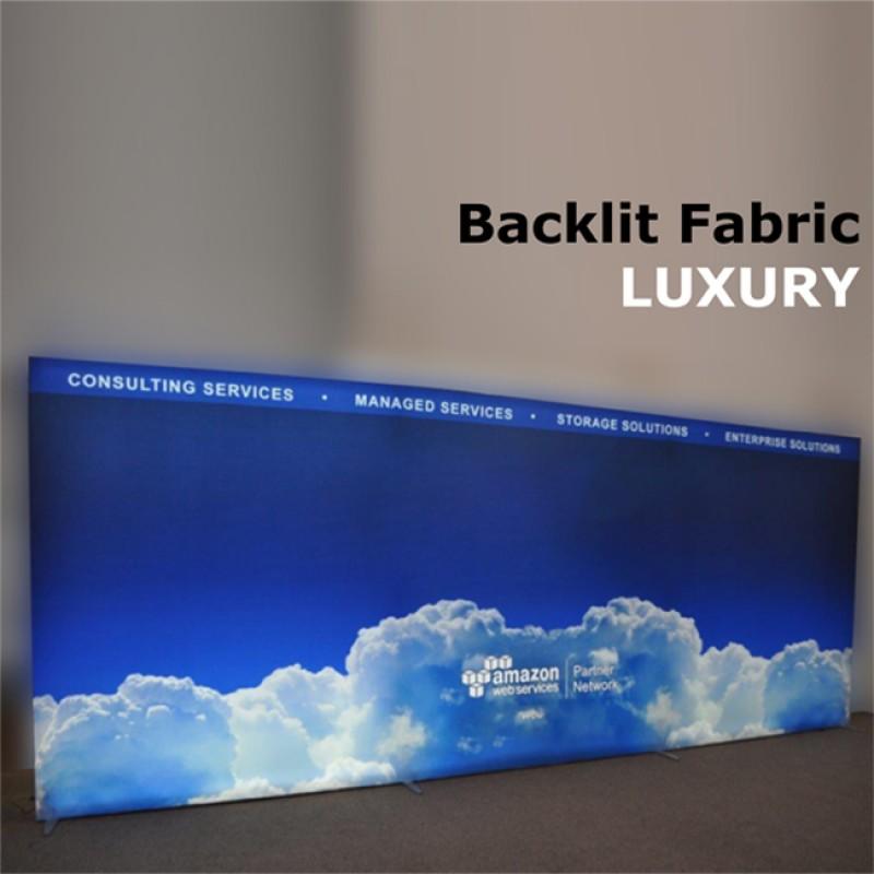 Backlit Fabric - LUXURY (120g)