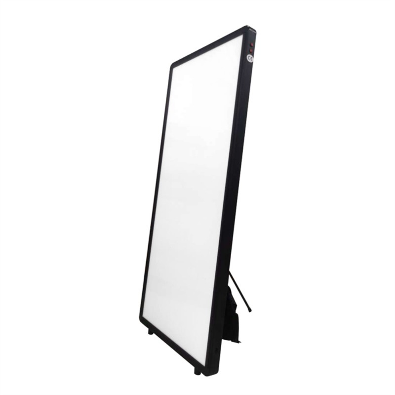 LED Backpack Billboard Human Mobile Lightbox