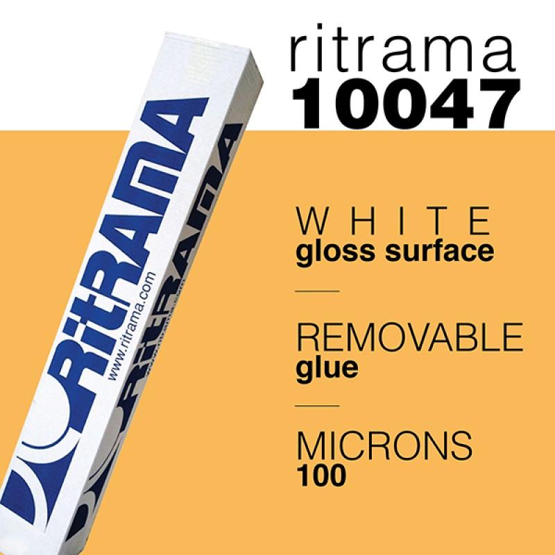 RITRAMA - 10047 White Gloss Rem