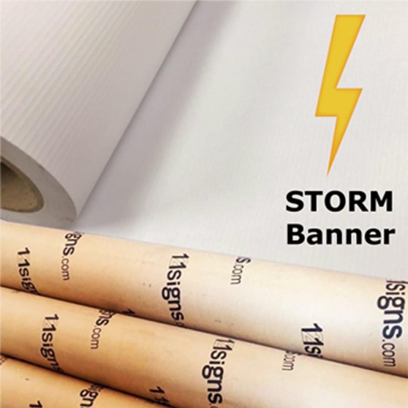 NV™ Coated Storm PVC Banner (460g) 840Dx840D