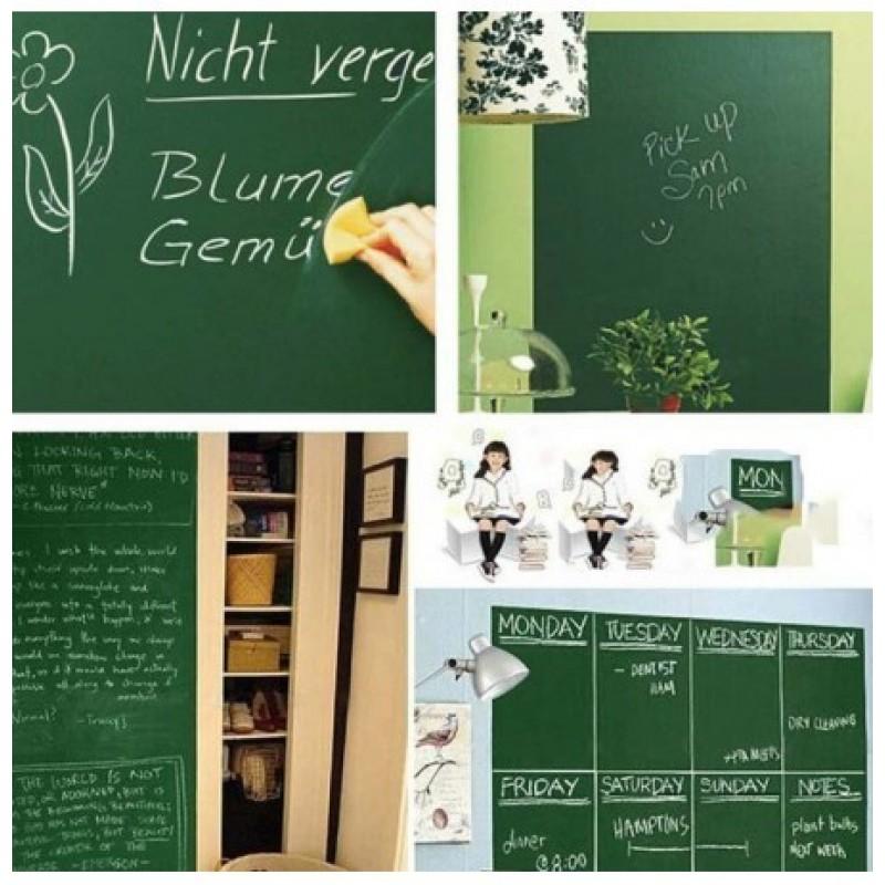 Chalkboard Sticker (HA16EC7S) - Green
