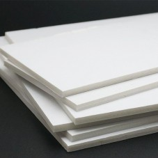 White Kapaline - 3mm Paper Foam Paper Board - 1220x2440mm
