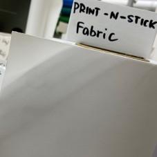 Print-N-Stick Fabric