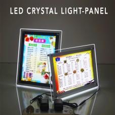 LED Crystal Light-Panel