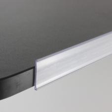 Plastic Shelf Strips - 40mm x 1.3M