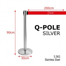 Q-Pole Stand