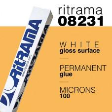 RITRAMA - 08231 White Gloss Perm