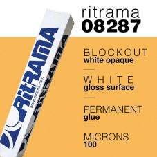 RITRAMA - 08287 White Gloss Super Opaque Perm