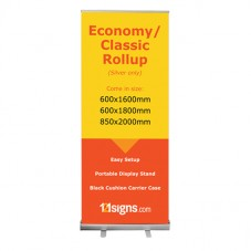 Roll Up Stand (Classic |  Economy)