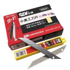 SDI 1361 Pen-Knife Spare Blade (1box=100pcs)