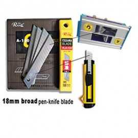 18mm Broad Cutter BLADE / Regroover BLADE (1pack=5pcs)