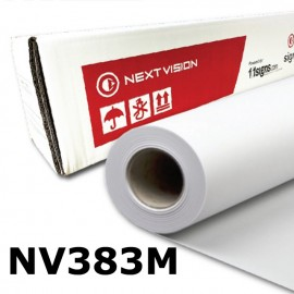 NV™ Solvent | Eco Solvent | UV Removable Vinyl Sticker (NV383M)