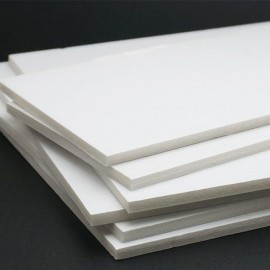 White Kapaline - 5mm Paper Foam Paper Board