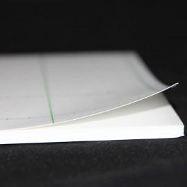 ADHESIVE Kapaline - 5mm Adhesive Paper Foam Paper Board - 1220x2660mm