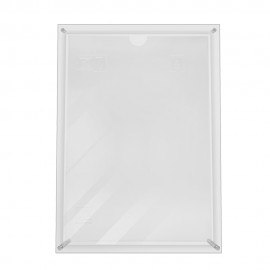 Acrylic Pocket Poster Holder - A4