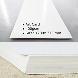 Art Card | Paper Board (400g) - 1.2M x 1.5M
