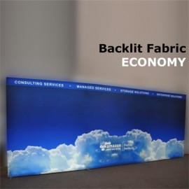 Backlit Fabric - ECONOMY (180g)