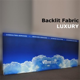 Backlit Fabric - LUXURY (120g)