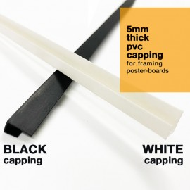 PVC Frame (Capping) for Foam Board