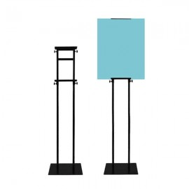 Frame Stand (Metal) - Black