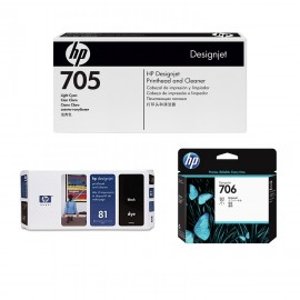 Original HP Printhead 5100 / 5500 / 5800