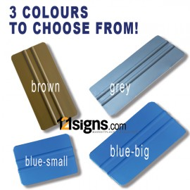 Squeegee - Mix Colours