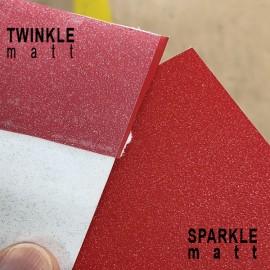 SPARKLE Matt Lamination Film - 1.27M x 50yards