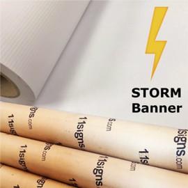 NV™ Storm Frontlit PVC Banner (510g) 1000Dx1000D - 5M x 50M
