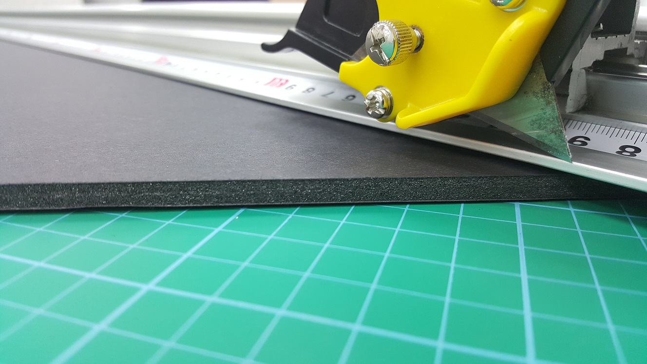 Replacement blade for Sliding Cutting Ruler